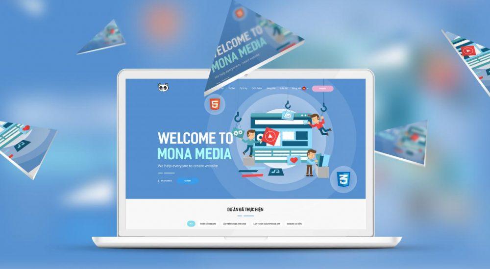 Công ty thiết kế website giáo dục - trường học chuyên nghiệp