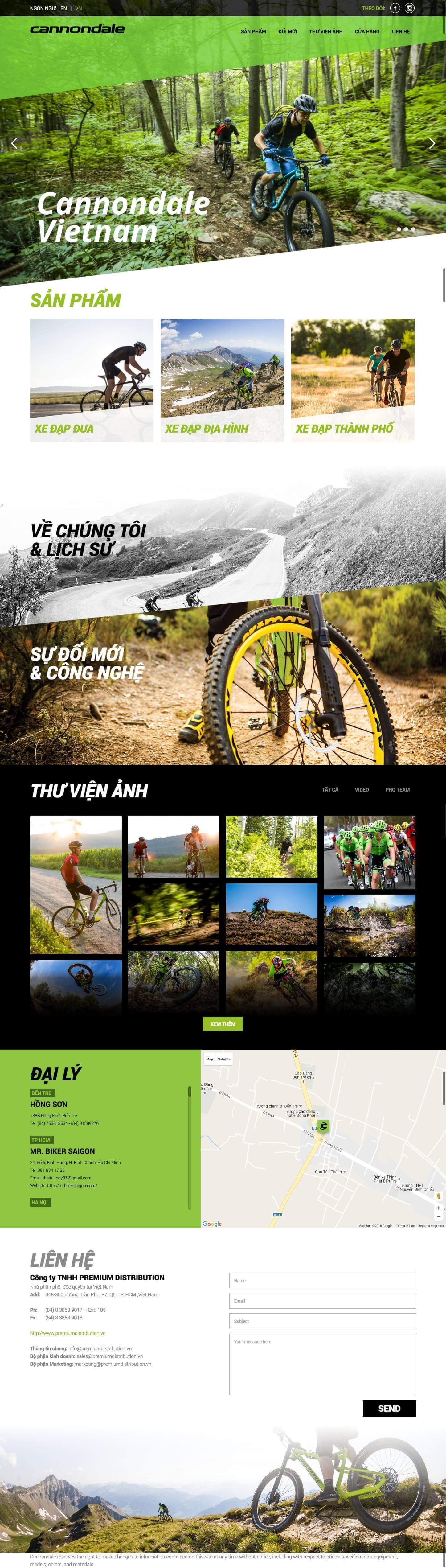 Cannondale Việt Nam
