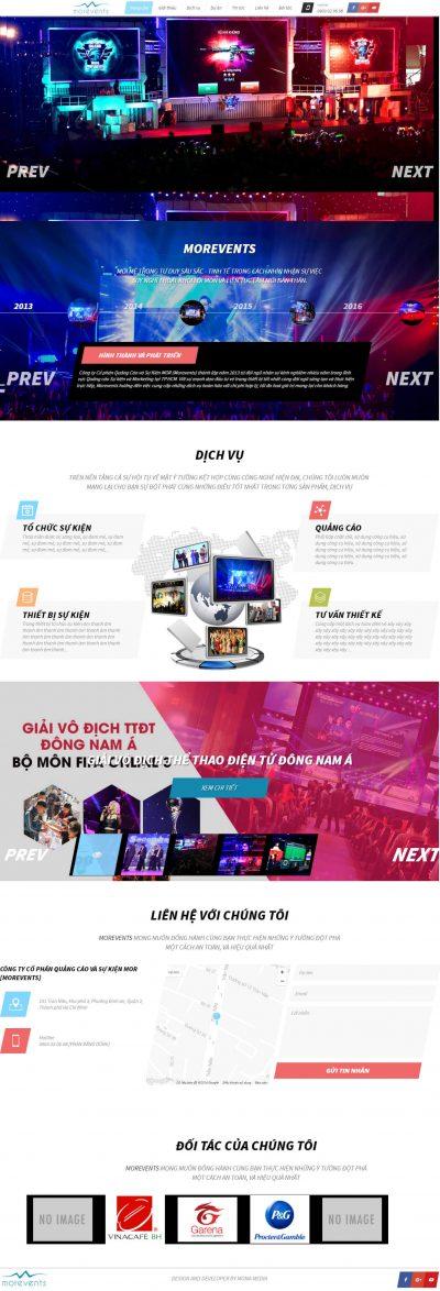 MORevents - Công ty tổ chức sự kiện quảng cáo