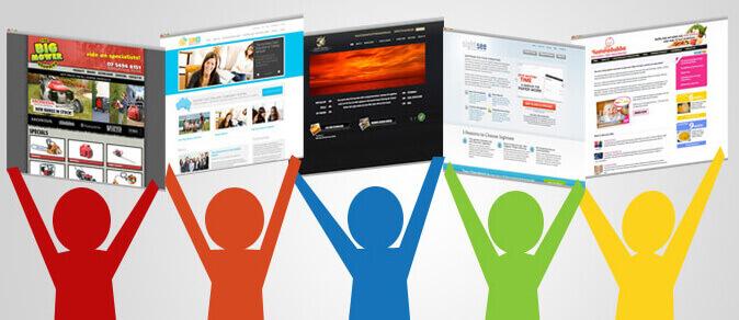 Thiết kế Microsite tăng hiệu quả kế hoạch Marketing