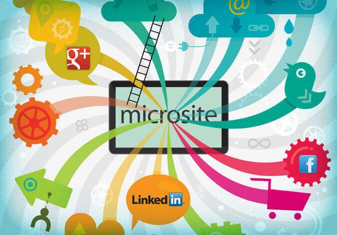 Thiết Kế Microsite, Không Chỉ Kinh Nghiệm Còn Cần Thấu Hiểu