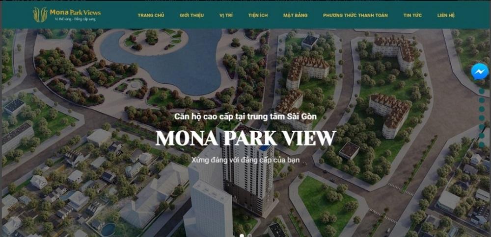 lợi ích thiết kế landing page bất động sản