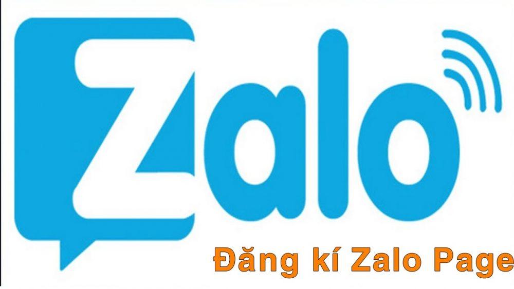 Chớp mắt tạo tài khoản Zalo Official Account mới