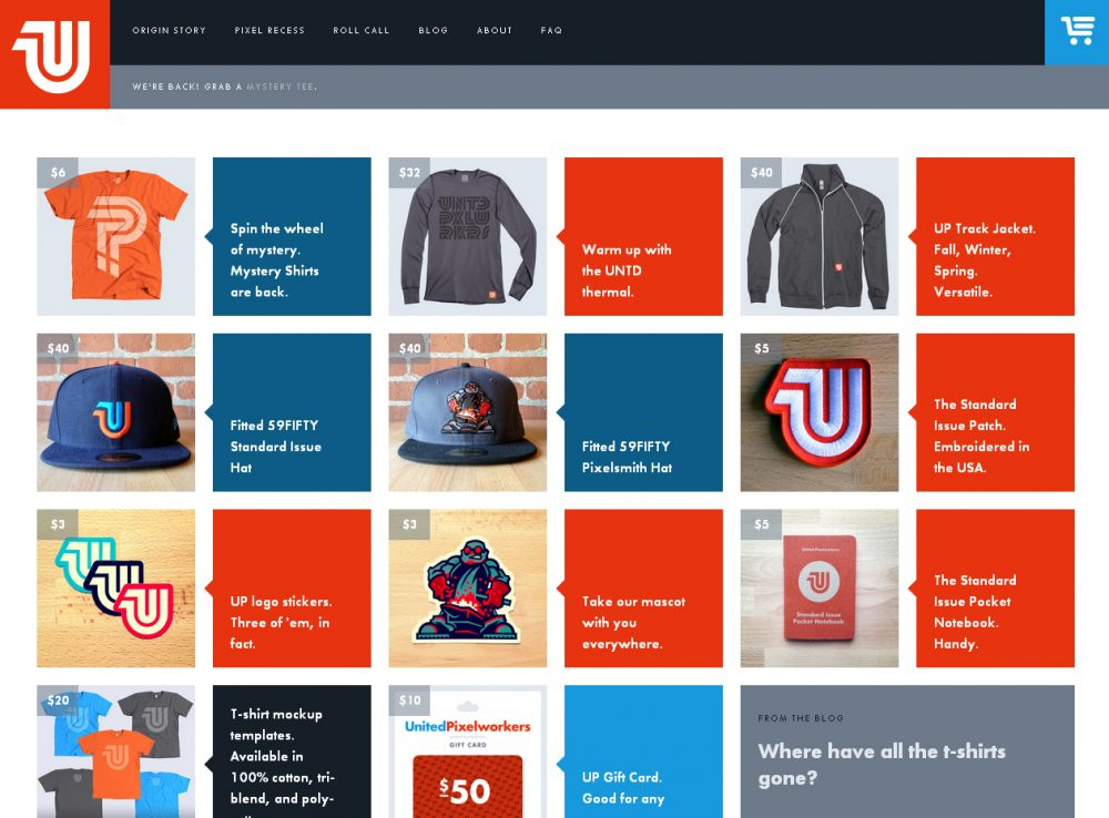 Thiết kế website thời trang chuyên nghiệp