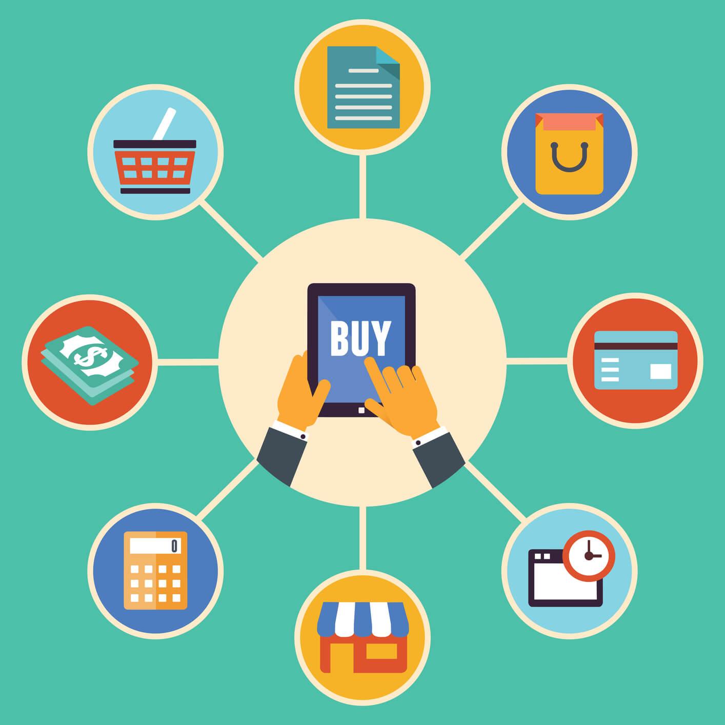 Tiếp cận khách hàng tốt hơn với website bán hàng chuẩn SEO