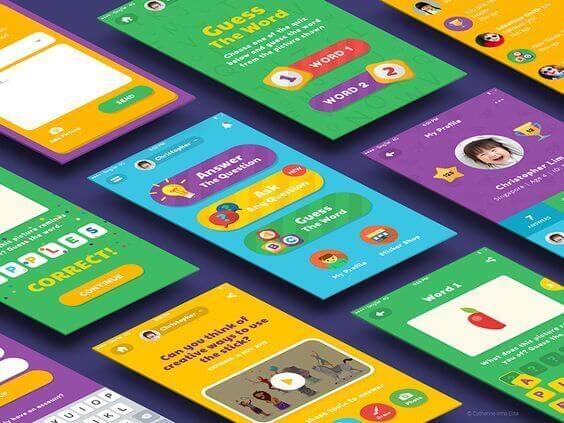 Startup - Ý tưởng ứng dụng dành cho trẻ em