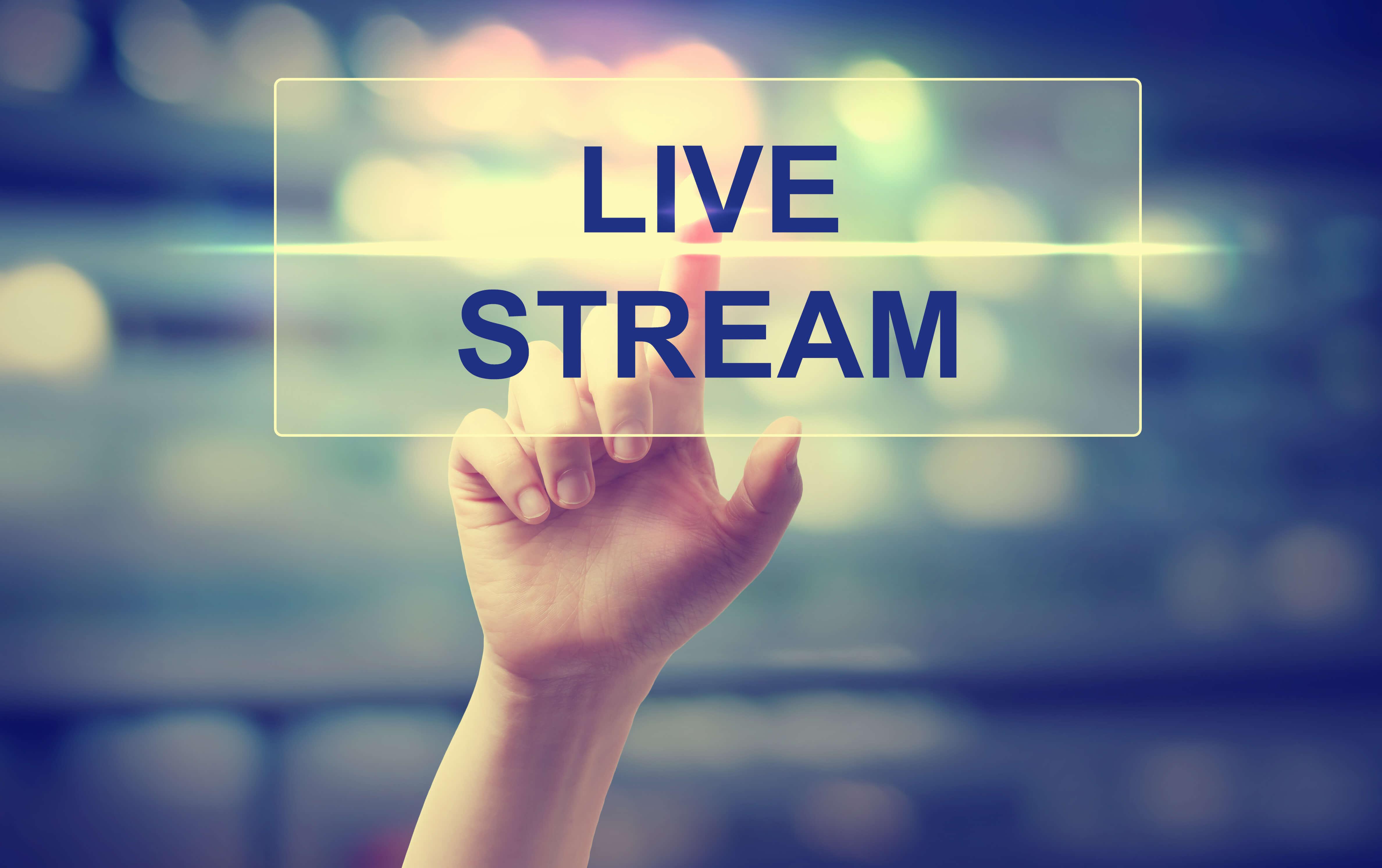 Video trực tiếp, Live Stream