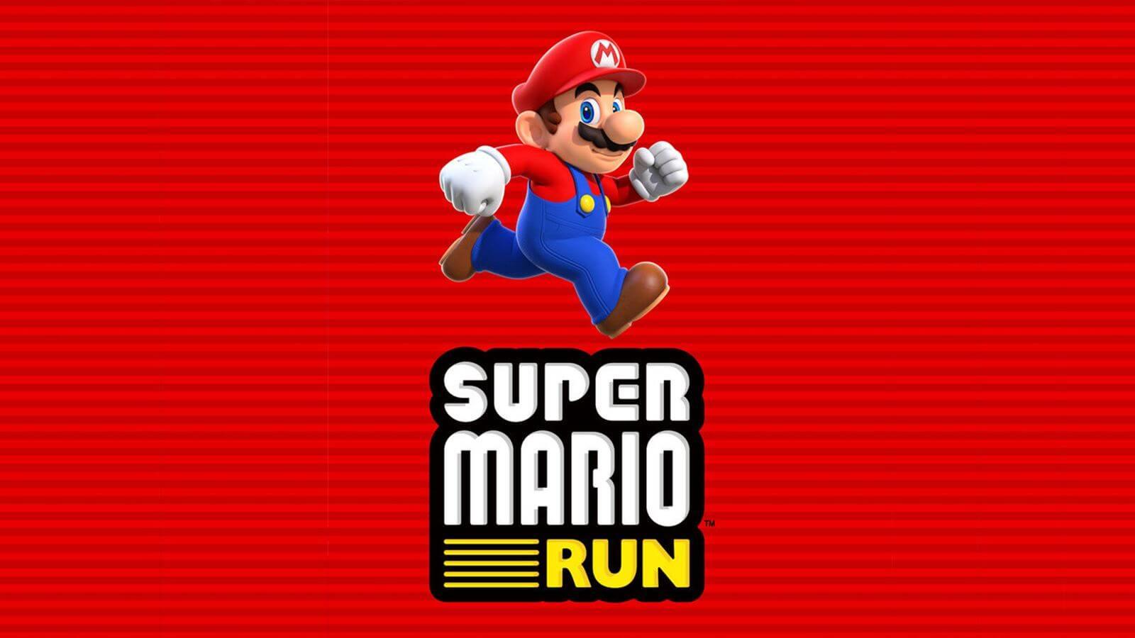 Sự trở lại của Super Mario