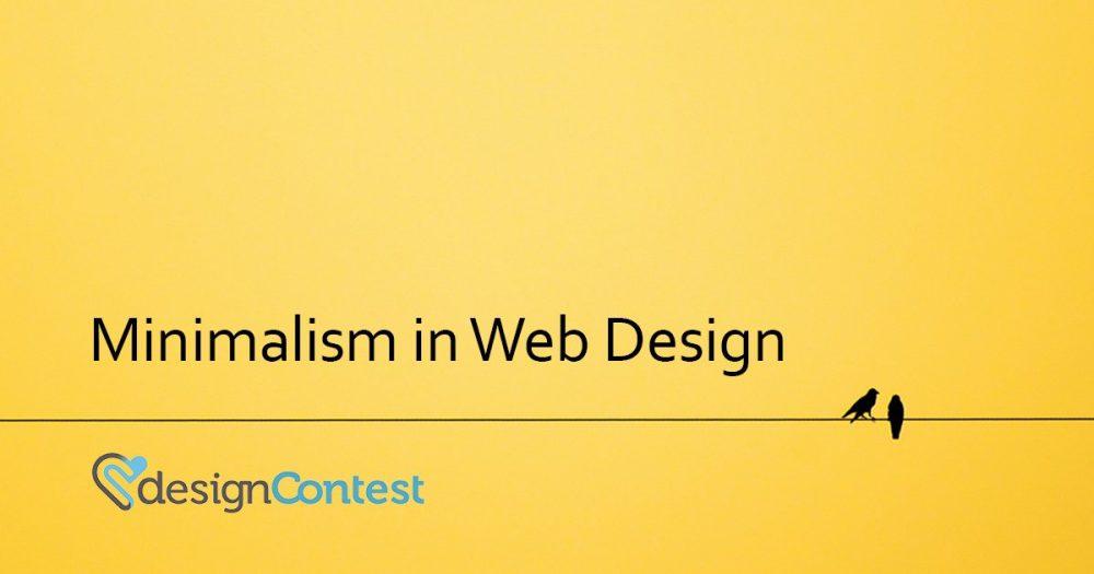 Tuyệt chiêu thiết kế website tối giản ấn tượng