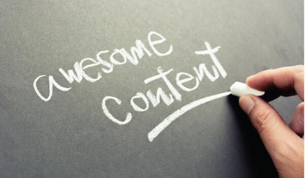 Chất lượng nội dung luôn đóng vai trò quan trọng trong việc thiết kế website bán hàng Ba lô - Túi xách chuẩn SEO