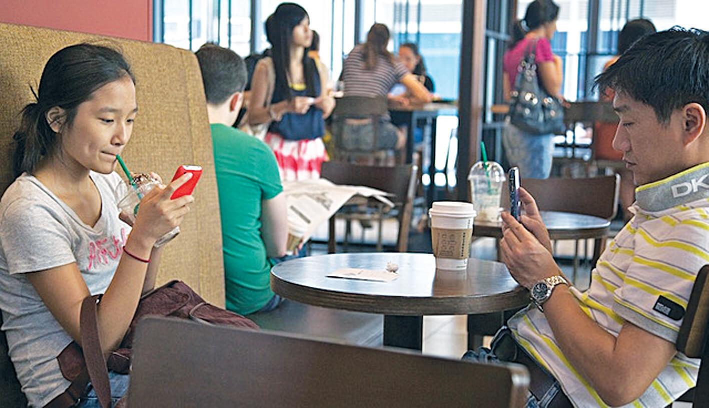 Con người ngày càng cô đơn trên mạng xã hội facebook.