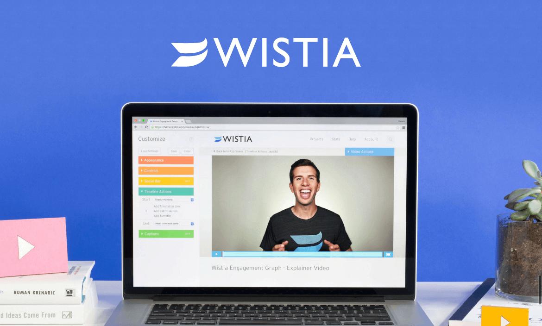 Wistia là công cụ cho Marketing giúp video hấp dẫn hơn.