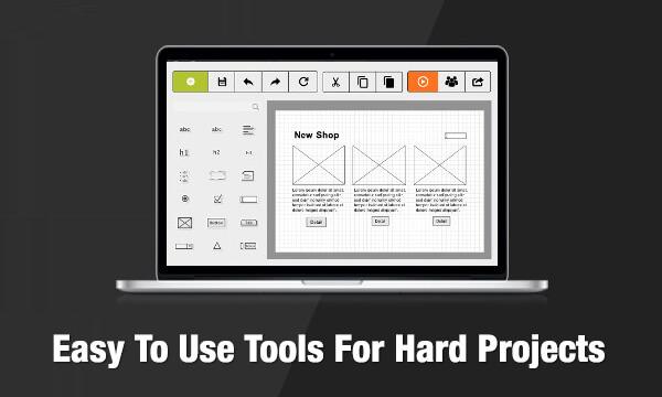 Dễ dàng sử dụng các công cụ web cho những dự án khó