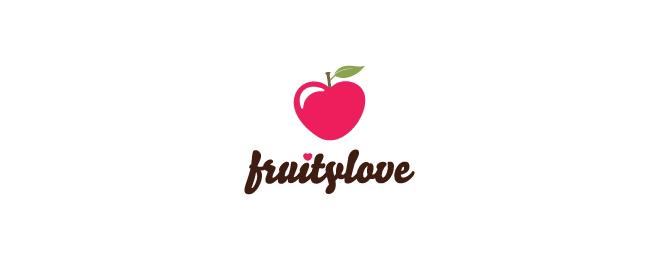 thiết kế logo trái cây - mona media -09