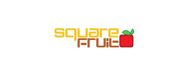 thiết kế logo trái cây - mona media -10