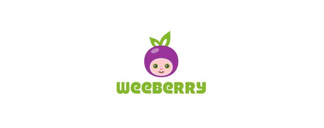 thiết kế logo trái cây - mona media -15