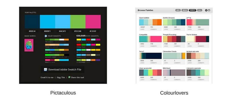Thiết kế đồ họa màu sắc