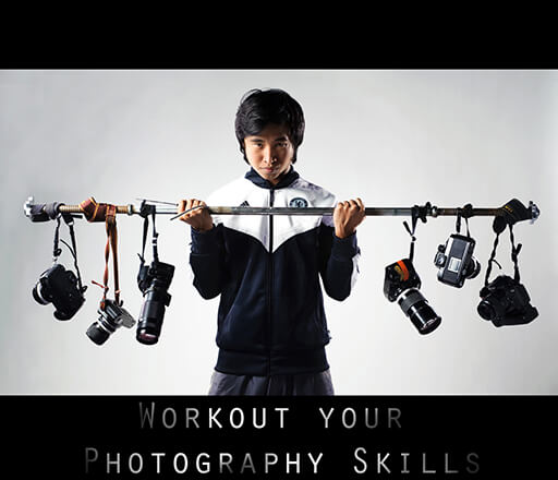 Chỉ cần cố gắng học nhiếp ảnh là bạn có thể cải thiện kỹ năng chụp ảnh của mình.