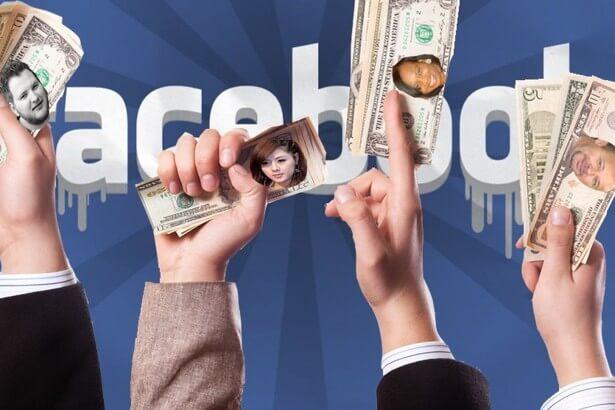 lợi ích của quảng cáo facebook: quảng cáo với giá vài chục nghìn