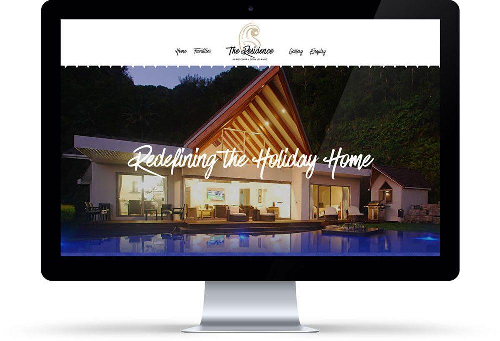 Thiết kế website giới thiệu dự án