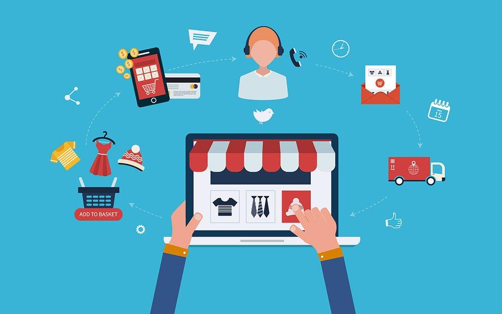 Thiết kế website chợ Online