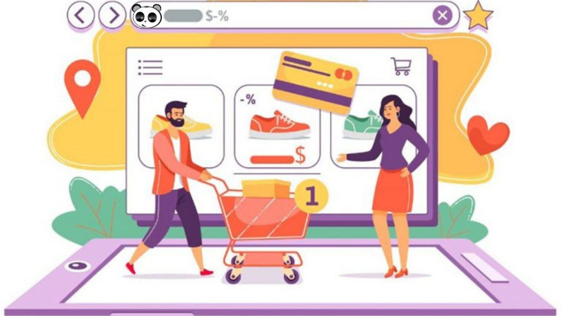 lợi ích khi thiết kế website bán hàng