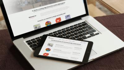 thiết kế website trung tâm hội nghị sang trọng thân thiện với di động