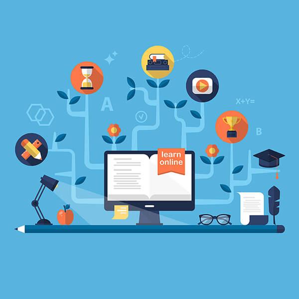 Thiết kế website học trực tuyến chuyên nghiệp, nhanh chóng