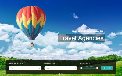 Thiết kế website tour du lịch