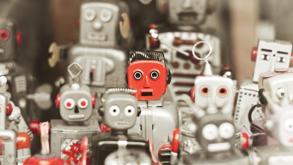 Robot & Trí tuệ nhân tạo