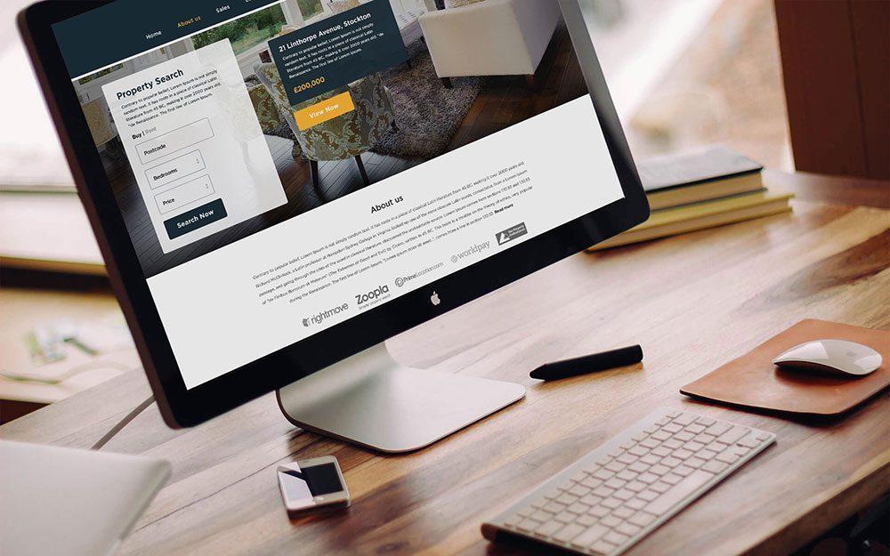 Thiết kế website đăng tin bất động sản