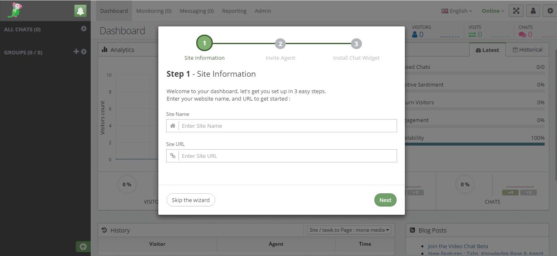 tawto ứng dung chat trực tuyến miễn phí