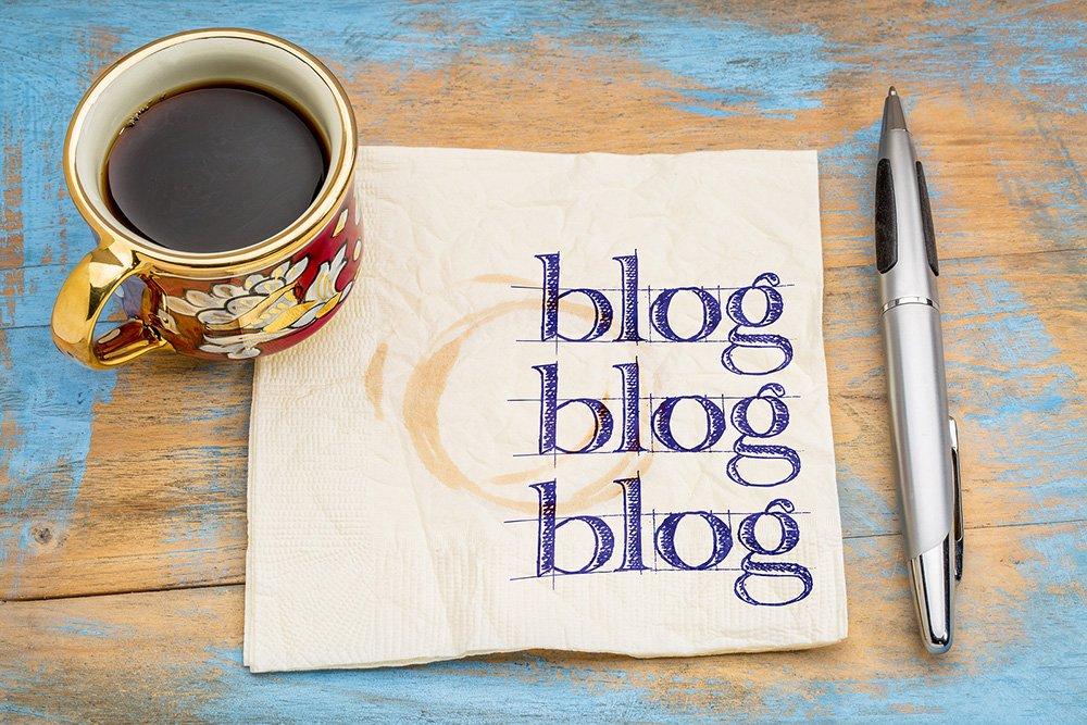 Thiết kế website cá nhân - Thiết kế blog