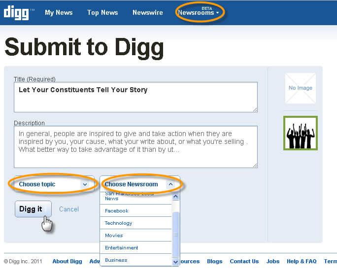Digg là gì, trang web xã hội, sử dụng Digg, sử dụng Digg hiệu quả, mạng xã hội, công ty lập trình chuyên nghiệp, công nghệ, người sử dụng Digg