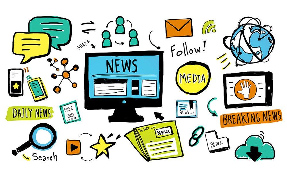 Thiết kế website truyền thông