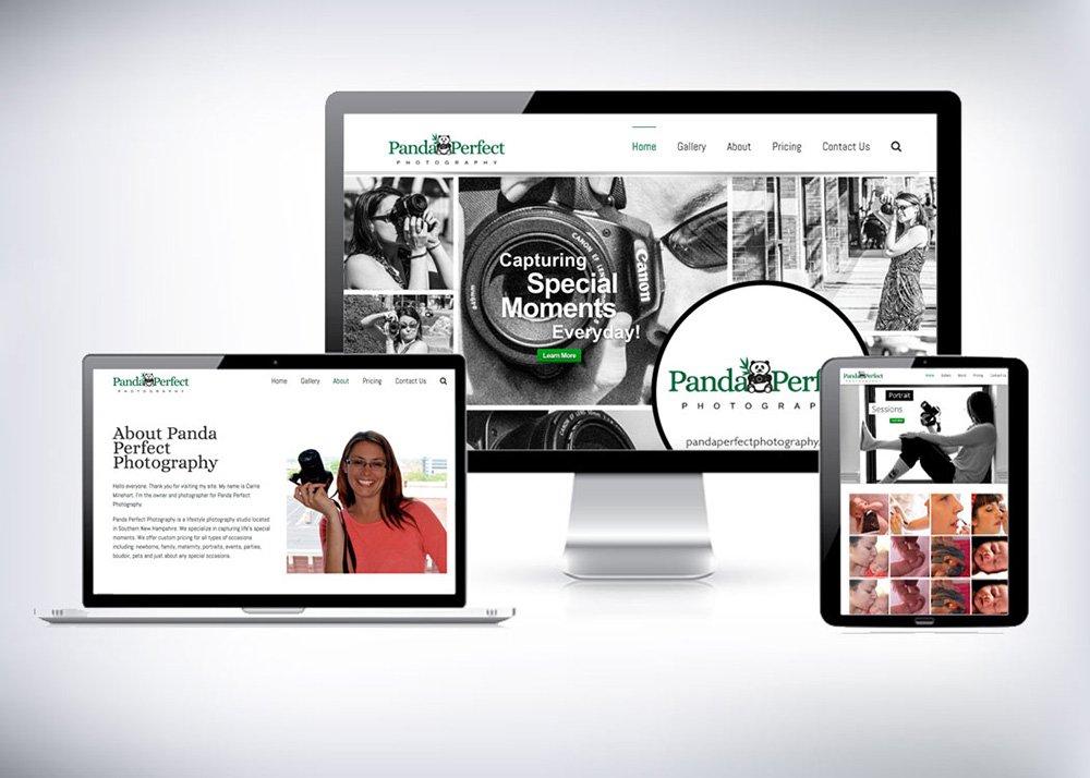 Thiết kế website ảnh viện, studio áo cưới