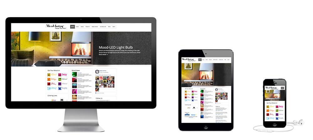 Thiết kế website cửa hàng Responsive