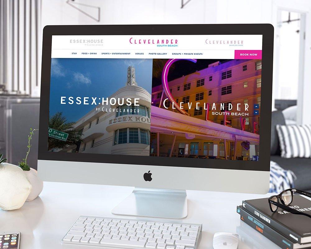Thiết kế website nhà nghỉ