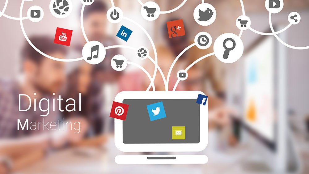 Digital Marketing – Tổng hợp kiến thức về Digital Marketing