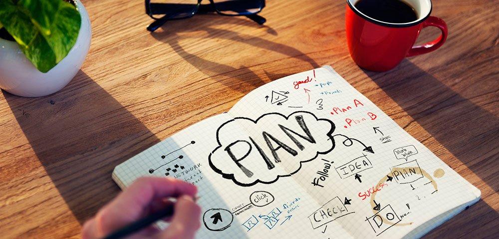 10 bước xây dựng kế hoạch marketing online
