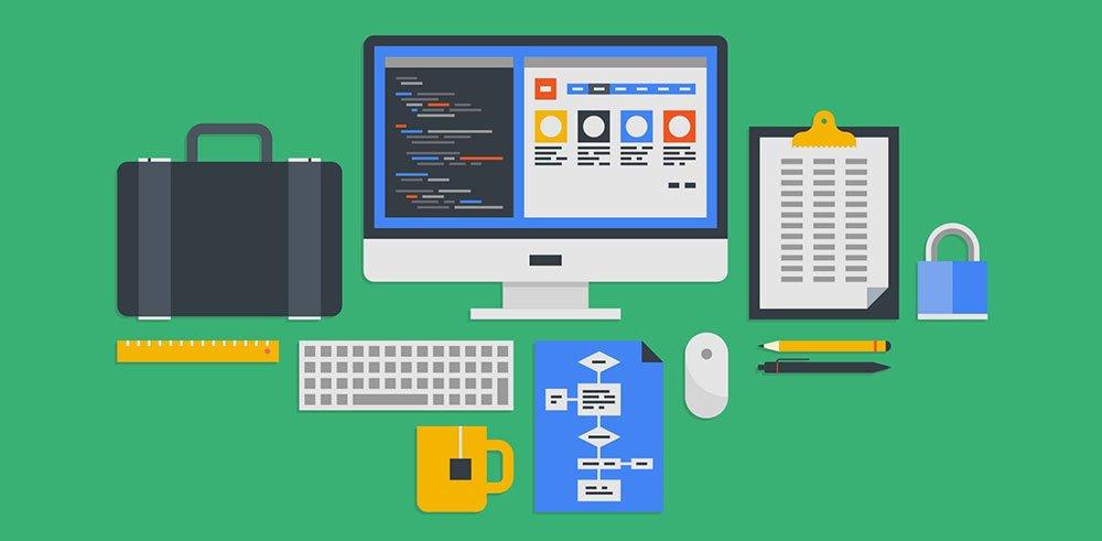 Thiết kế web đẹp - Thiết kế website giao diện riêng, độc quyền