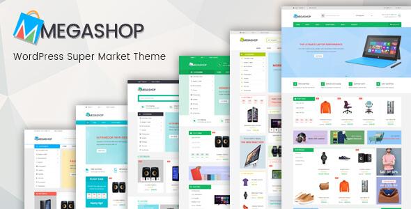 Mẫu website bán hàng điện tử chuẩn SEO