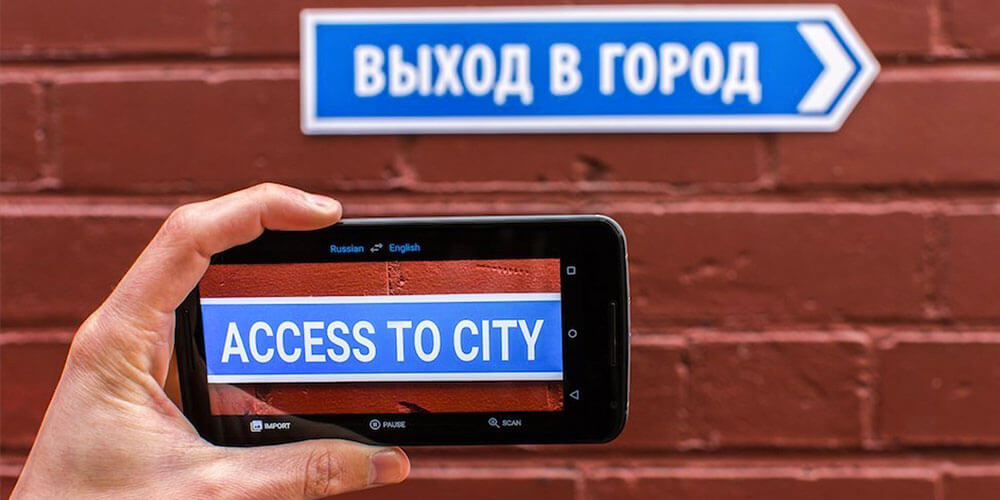 Google Translate Apps