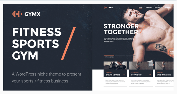 Fitness-Website