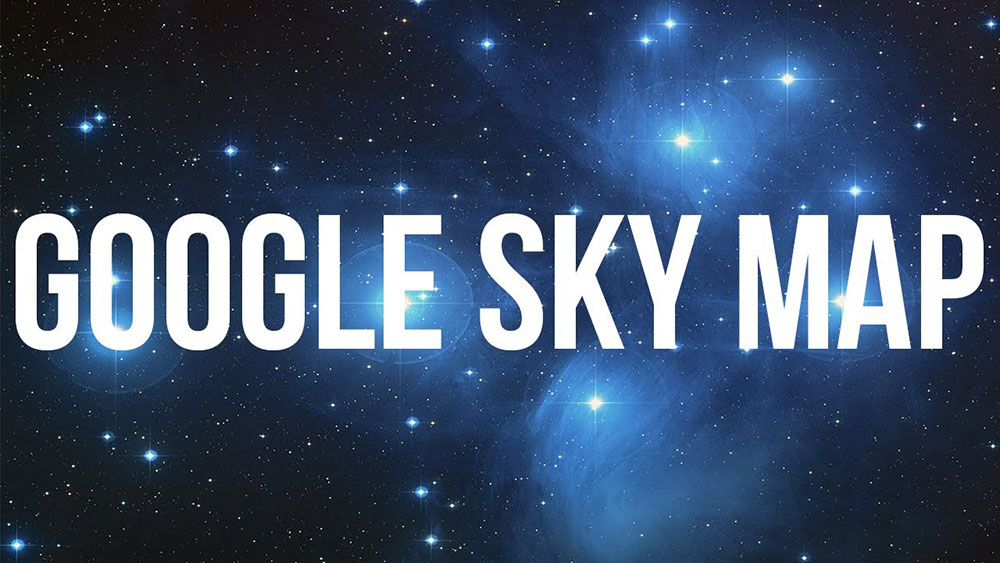 Google Sky apps