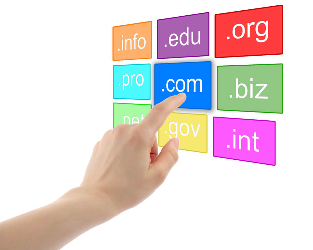 Chọn domain chuẩn SEO cho website