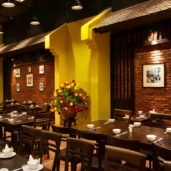 Mẫu website nhà hàng, quán ăn