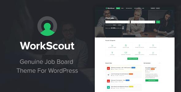 Mẫu website tìm việc và tuyển dụng chuẩn SEO