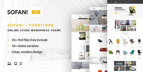 Mẫu thiết kế website nội thất đẹp
