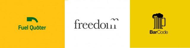 thiết kế logo theo xu hướng tối giản